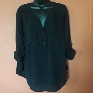Torrid black shirt